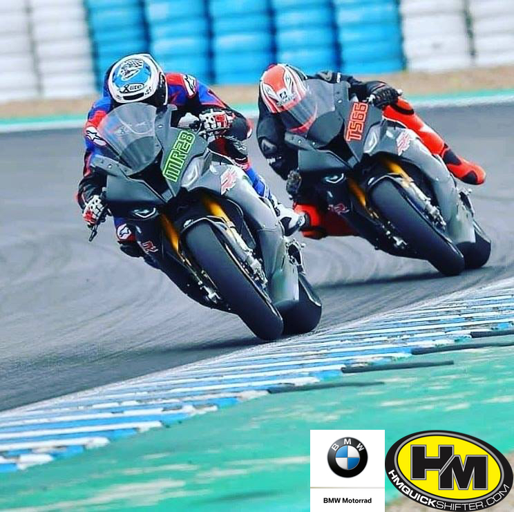 BMW MOTORRAD WORLDSBK TEAM CHOOSE ALL-NEW HM QUICKSHIFTER-AUTOBLIPPER FOR 2019!