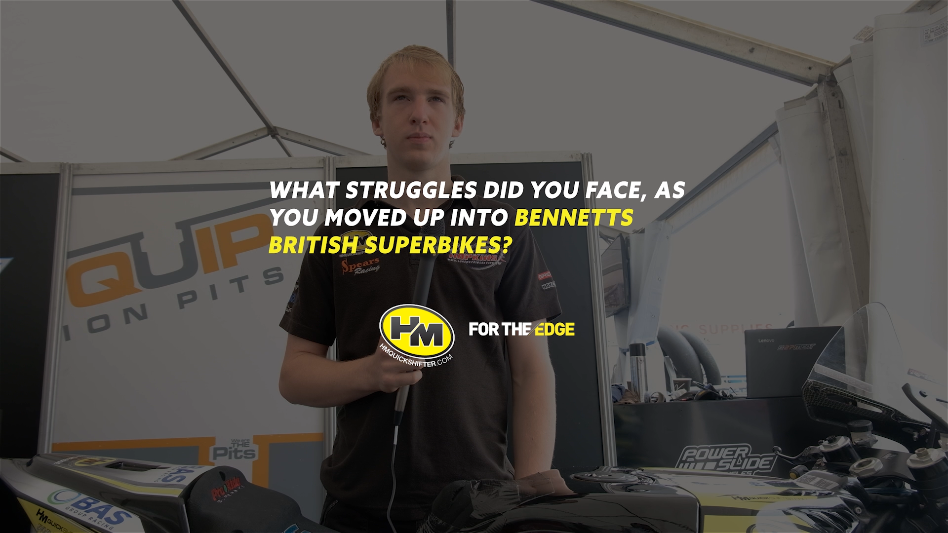 Luke Hopkins - What Challenges Did You Face?